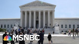 Supreme Court Allows Cross Memorial In Maryland To Stand | Hallie Jackson | MSNBC