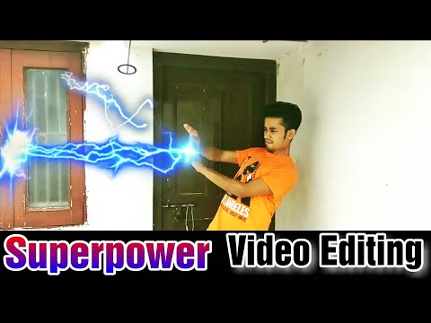 Make Superpower fx video on smartphone • viva video editing