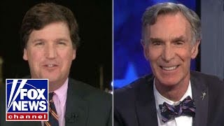 Tucker vs. Bill Nye the Science Guy thumbnail