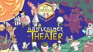 Pit People & BattleBlock Theater - Mega Mashup Mix by Patric Catani