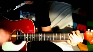 Good Day Sunshine ~ The Beatles - Macca ~ Acoustic Cover w/ Fender Sonoran CAR