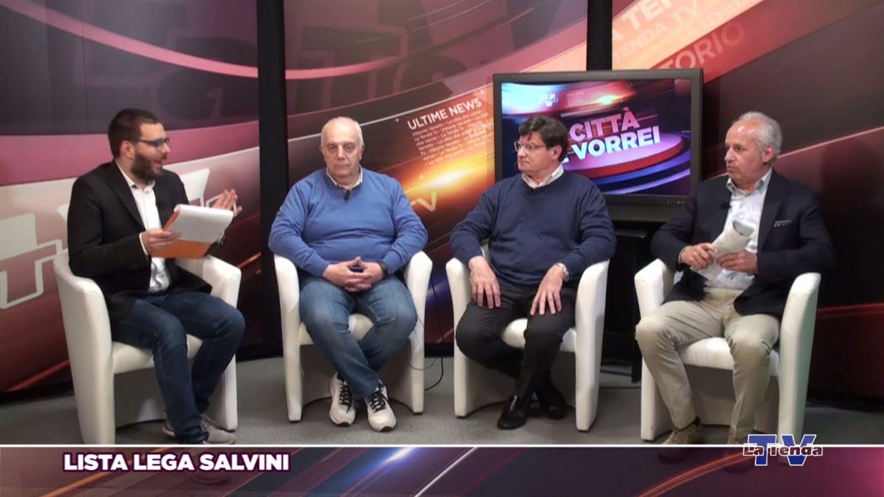 La città che vorrei 2019 - Lega Salvini