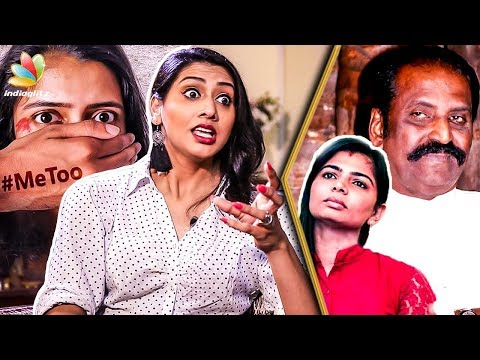 I was Sexually Harrased at a Knife Point : Vaishnavi Interview | Chinmayi, Vairamuthu | #MeToo