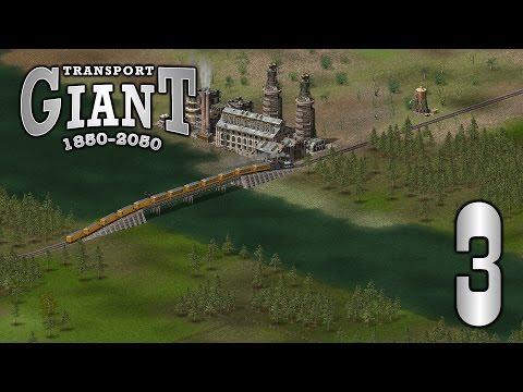 Transport Giant (Кампания) || #3 - Вызов (США)