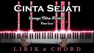 Cinta Sejati Bunga Citra Lestari Piano (Cover by Pianoliz)