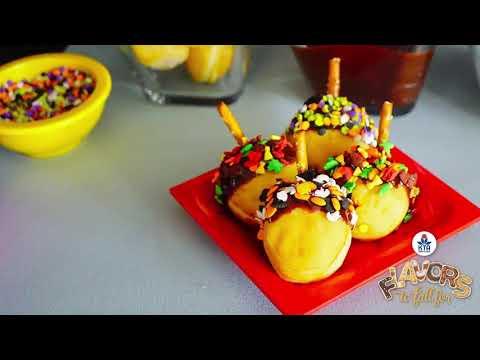 D.I.Y. Donut Hole Acorns