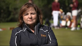 Arizona State women's golf coach Missy Farr-Kaye on how the tragic loss of her sister taught her...