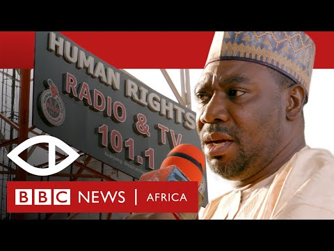 Nigeria's Ordinary President - BBC Africa Eye documentary
