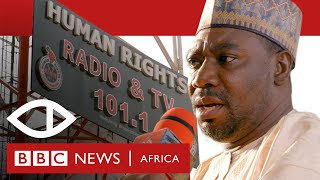 Nigeria's Ordinary President - BBC Africa Eye documentary