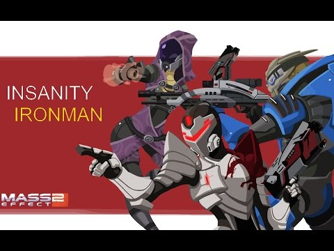 Mass Effect 2 Insanity Ironman , Playthrough Part 39 : Operation Animal Brutality