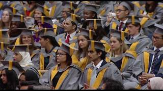 Head of the School of Law, Mr Paul Kohler, 2015 Graduation, SOAS University of London