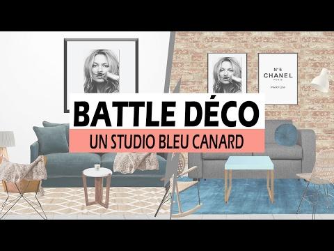 Battle Déco | Un studio de 16m²