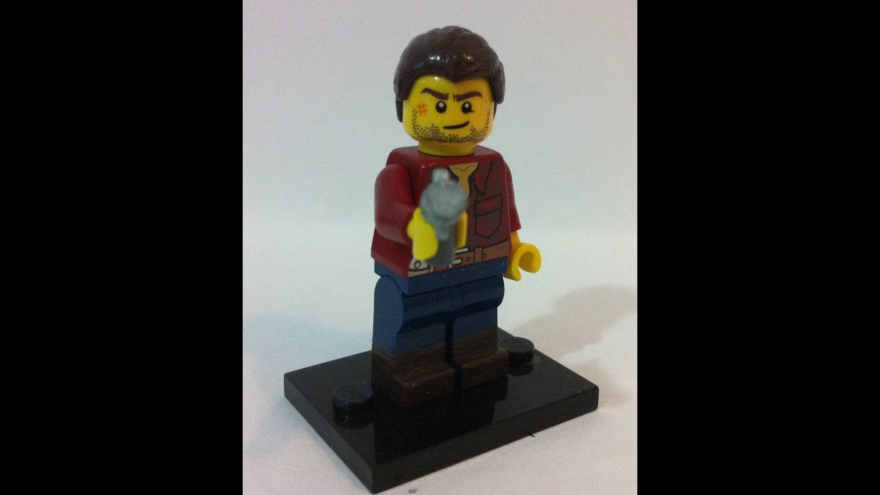 Walking dead lego daryl the walking - How To Make A Lego The Walking Dead Rick Grimes