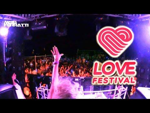 ARUBA I LOVE FESTIVAL / ANDREA FERRATTI