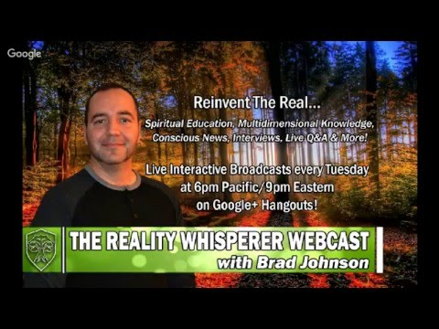The Reality Whisperer Webcast: The Aura, The Energy Body & Healing Technology