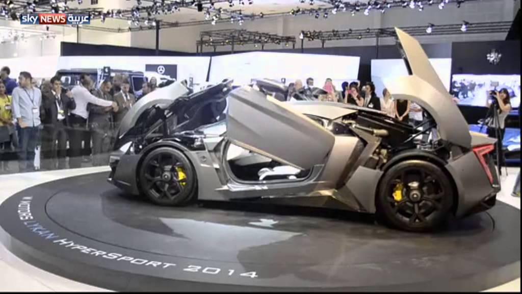 دبي أحدث سيارات العالم Youtube