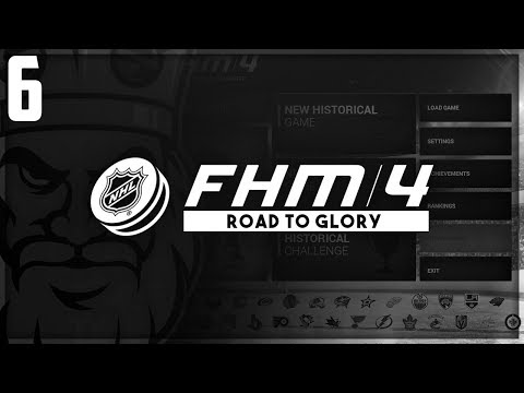 """FHM 4 - Road To Glory #6 """"Bronze Medal?"""""""