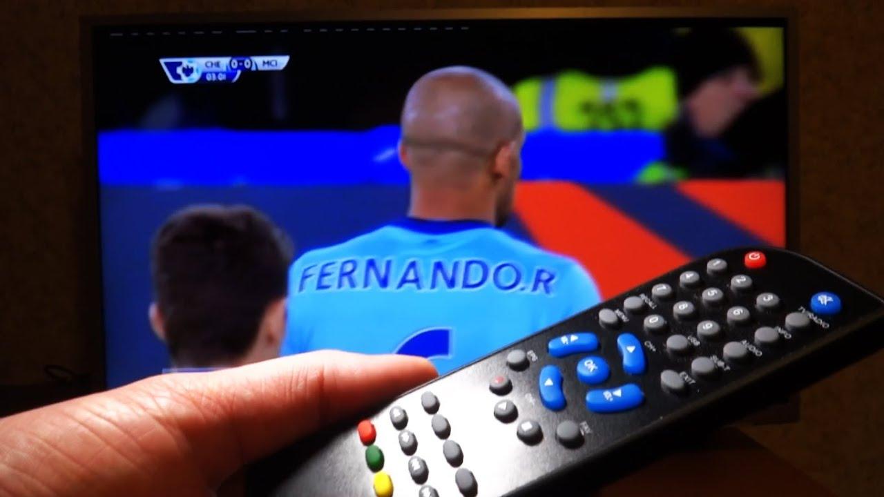 Цифровой ТВ тюнер DVB T2 приставка для телевизора - YouTube