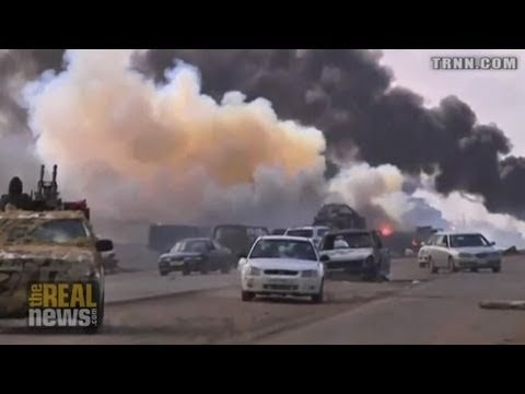 Libyan No Fly Zone Necessary But Intervention Has Imperialist Objectives
