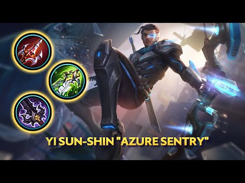 Wow! This Is Why Yi Sun-Shin Is Such A Great Marksman | Mobile Legends