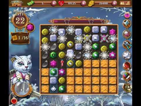 Jewel Epic Level 100