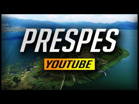 Prespes 4K (Part of Greece 2016 Road Trip...)