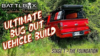 ULTIMATE BUG OUT VEHICLE 'THE FOUNDATION'