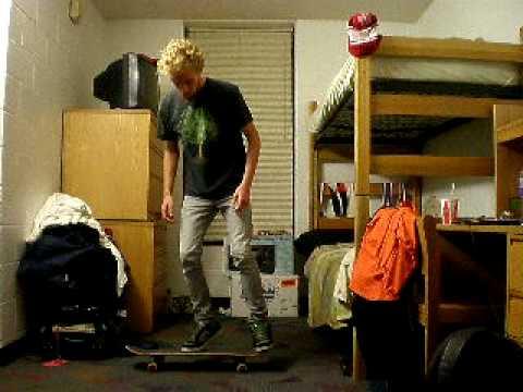 james dean skateboarding