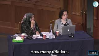Uyghur Tribunal: Patigul Talip Testimony
