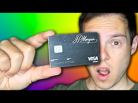 Revealing The INSANE Perks of The $10 Million Dollar Credit Card