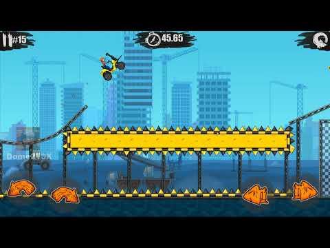 Bike racing games Moto X3M – Bike Race Game Andriod (LV14)