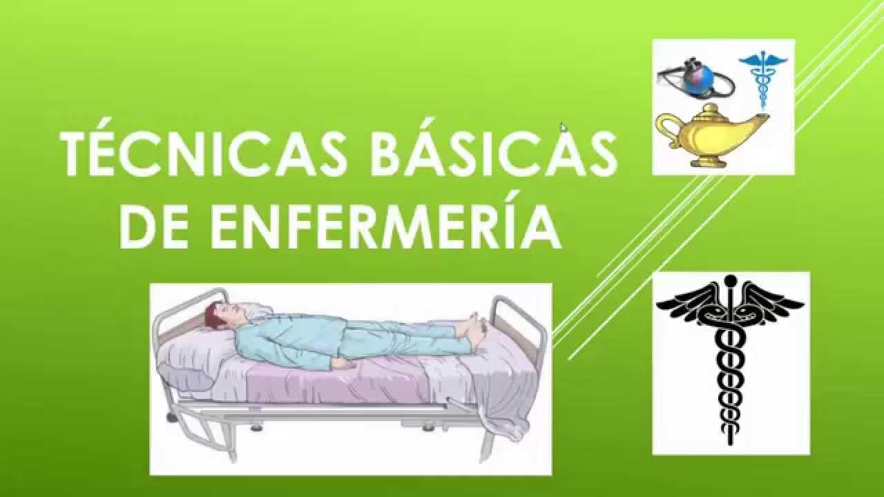 T cnicas b sicas de medicina y enfermer a posiciones for Tecnicas basicas de cocina pdf