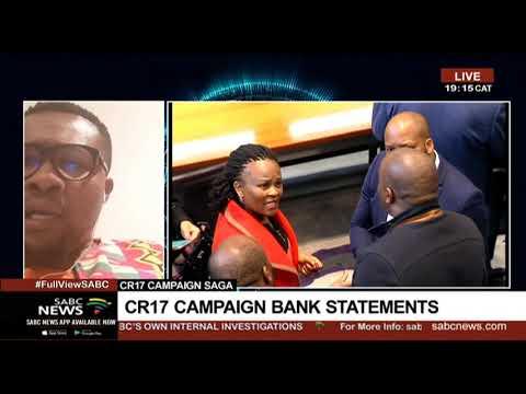 Thanduxolo Jika on CR17 campaign bank statements