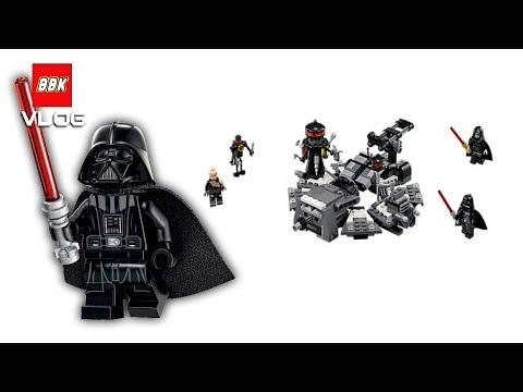 Lego Star Wars Darth Vader Transformation 75183 Quick Lego Review