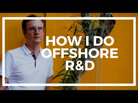 How to Do Offshore R&D