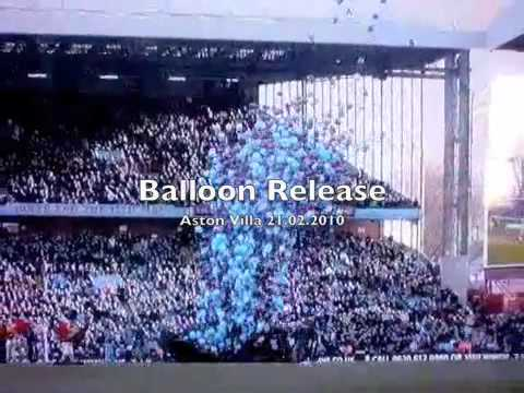How To Do A Balloon Release Youtube