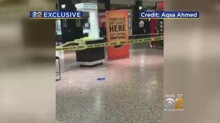 Shoppers Describe Mall Shooting