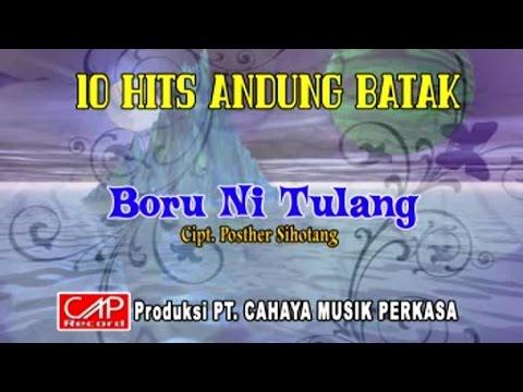Poster Sihotang , Trio Beta - Boru Ni Tulang - (10 Hits Andung Batak)