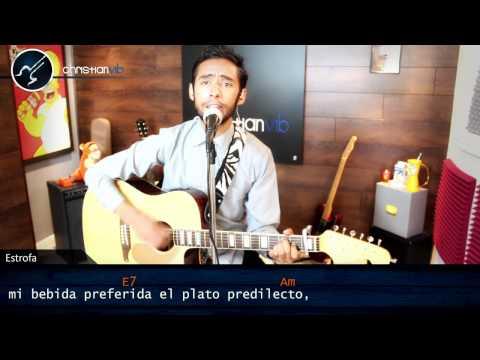 Cama y mesa roberto carlos acustico cover tutorial hd for Cama y mesa roberto carlos letra
