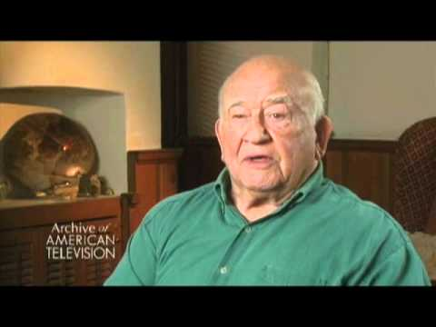 Ed Asner discusses working with Elvis Presley -EMMYTVLEGENDS.ORG