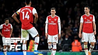 Arsenal looked 'like a Sunday league team' vs. Brighton - Ale Moreno | Premier League