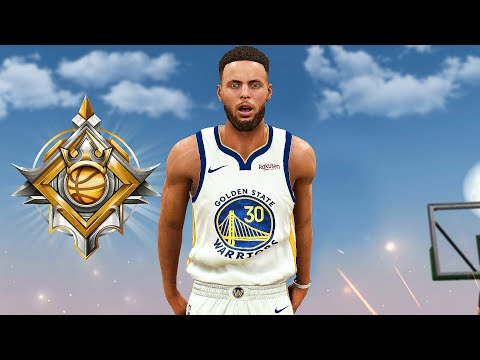 LEGEND STEPH CURRY BUILD In NBA 2K20