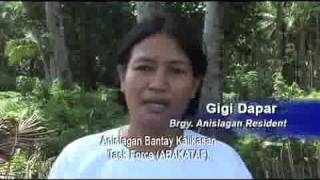 Bell of Valor of Women and Children - Philippines.mpeg