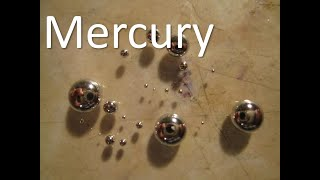 Elemental Syntheses - Mercury