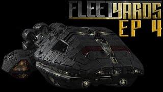 Fleetyards EP4 - Battlestar Pegasus (BSG) (Part 2)