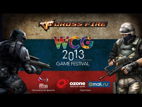 Cross Fire | WCG 2013 Russia FINAL | Jeremiah vs The RED@ Port(1 map)