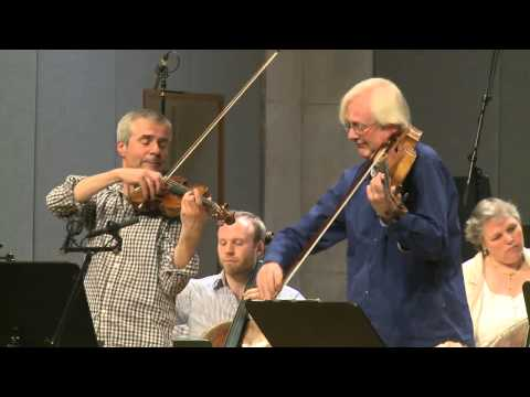 Kurt Atterberg: Suite No. 3, Op. 19 No. 1 for violin, viola and string orchestra, Prelude