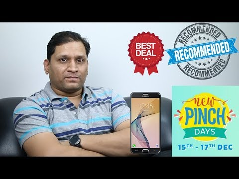 Samsung Galaxy On Nxt (64 GB) in less than 11000 INR | Flipkart New Pinch Days
