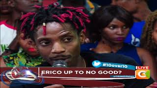 I left Churchill Show when all my proteges were brought on - Eric Omondi #10Over10