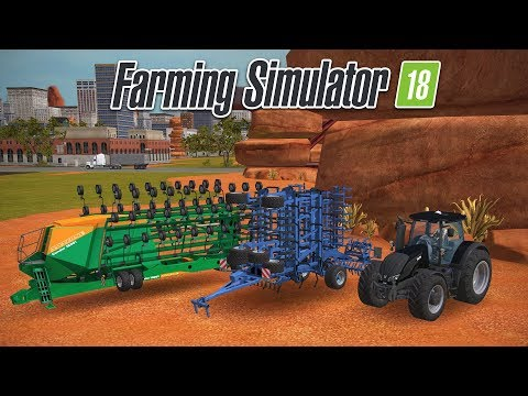Farming Simulator 18 - Free Content Update for iOS and Android (October 2017)